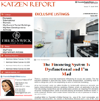 Issue 23, April 2010: The Financing System Is Dysfunctional and I'm Mad