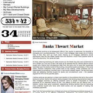Issue 35, February 2012: Banks Thwart Market
