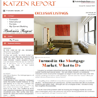 Issue 10, August 2007: Turmoil in the Mortgage Market, What to Do