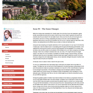 Issue 50 – The Game Changer