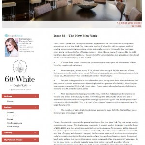 Issue 58 – The New New York